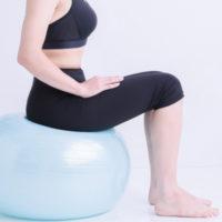 座ってできる!筋肉貯金。